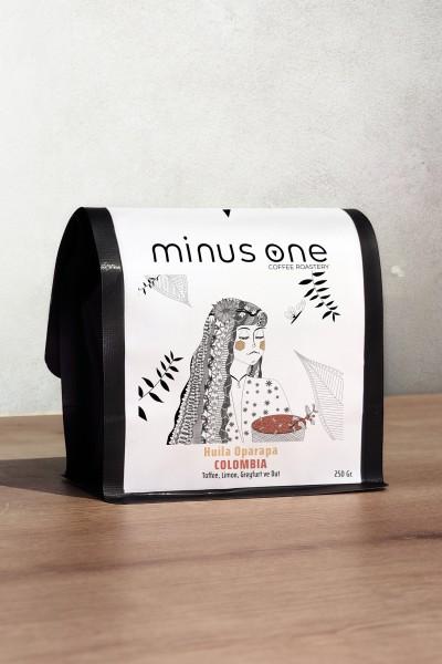 Colombia Huila Oparapa Nitelikli Çekirdek Kahve 250 Gr.